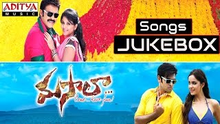 Masala Telugu Movie Songs || Jukebox || Venkatesh,Ram,Anjali,Shazahn Padamsee