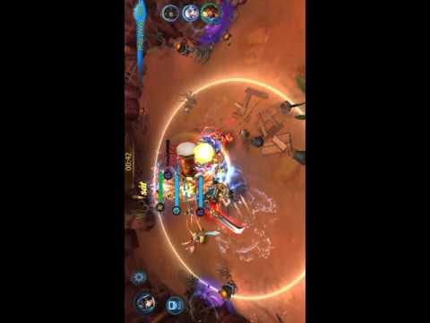 Lao Quan max bao dao Game mobile Loan Dau Tay Du