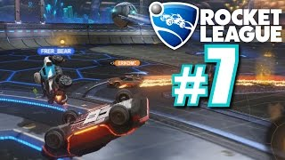 THE BEST GAME I'VE EVER PLAYED! | Rocket League #7