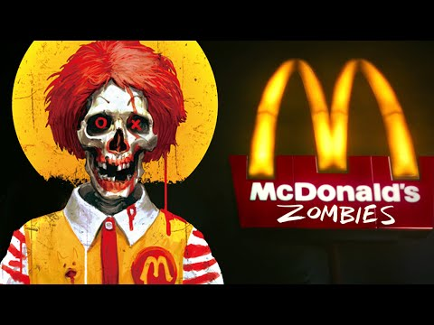 CRAZY McDONALD'S ZOMBIES ★ Call of
