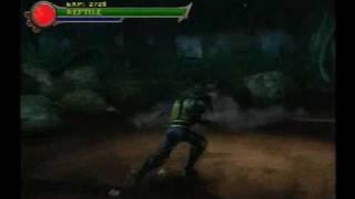 MK: Shaolin Monks - Smoke missions