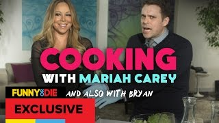 Cooking with Mariah Carey
