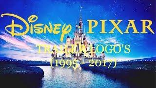 Disney Pixar Trailer Logo