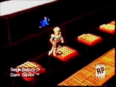 Dark Savior Official Trailer 1997 Climax