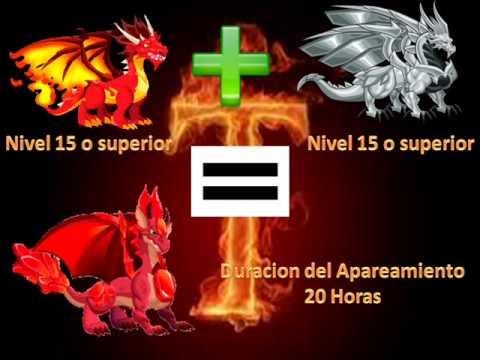 Loquendo Combinaciones De Los Dragones Especiales De Dragon City Parte 1