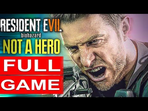 Xxx Mp4 RESIDENT EVIL 7 NOT A HERO Gameplay Walkthrough Part 1 FULL GAME 1080p HD PC No Commentary 3gp Sex