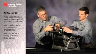 Hannay Reels | How To Install a Hannay Roller Assembly