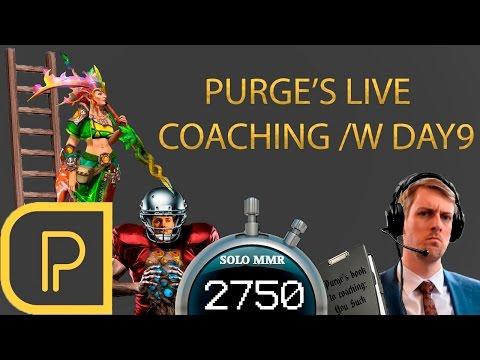 Live Coaching Day9 ~2750 MMR Enchantress