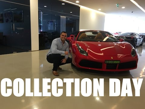 Xxx Mp4 COLLECTION DAY Ferrari 488 Spider First Drive 3gp Sex