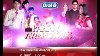 Get ready for some maha entertainment at the STAR Parivaar Awards 2013
