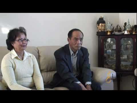 LOHA: Vixayvong, Phouninh & Khouthong (4/8): Refugee Camps
