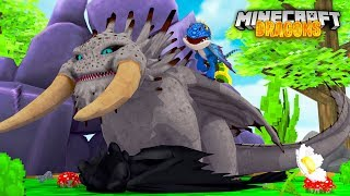 BEWILDERBEAST BABY goes to DRAGON DAYCARE! - Minecraft Dragons