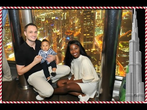 BEST CHRISTMAS HOLIDAY - DUBAI TRAVEL VLOG 2 | #VLOGMAS WEEK 4 | AdannaDavid