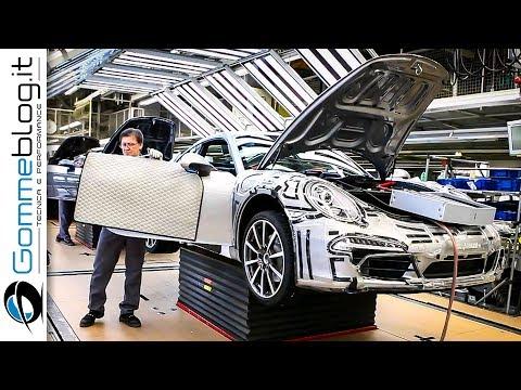 Porsche 911 DOVELOPMENT PRODUCTION