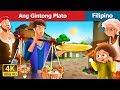 Download Video Download Ang Gintong Plato | Kwentong Pambata | Filipino Fairy Tales 3GP MP4 FLV