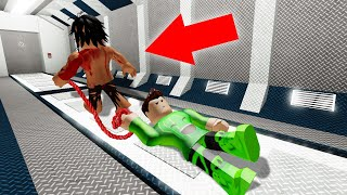 I Got CAUGHT While HACKING! (Roblox Flee The Facility)