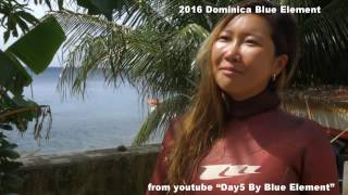 Bianca Sun Young Kim World travel 2016 (Freediving Competition story) 비앙카 김선영 세계여행 2016 프리다이빙 대회 이야기
