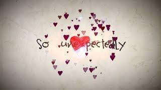 """""""Unexpectedly"""" - Official Lyric Video (Jason Chen Original)"""