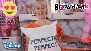 Bizaardvark | Perfect Perfection with Amelia: Pillows | Official Disney Channel UK