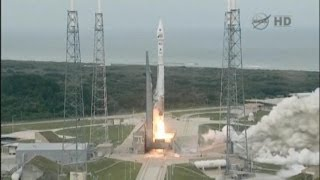 Blast Off! NASA Launches Maven Spacecraft to Mars