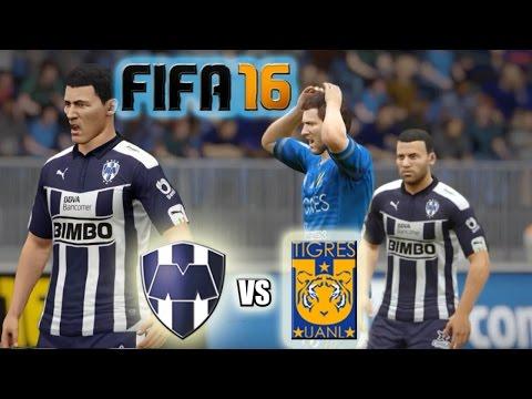 Xxx Mp4 FIFA 16 Monterrey Vs Tigres Liga Mx Clasico Regio 3gp Sex
