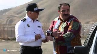 مهران غفوریان - جریمه رانندگی Mehran Ghafoorian