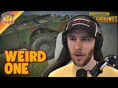 A Lot of Weird Stuff is Happening chocoTaco PUBG Gamelay