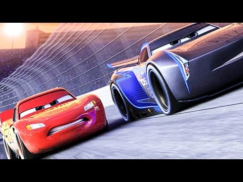 CARS 3 Trailer & Film Clips 2017