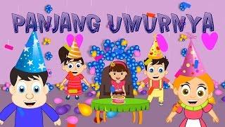 Panjang Umurnya  Kumpulan  Medley 23 minutes  Lagu Anak TV  Happy Birthday in Bahasa Indonesia