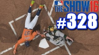 INSIDE-THE-PARKER & STEALING HOME! | MLB The Show 16 | Road to the Show #328