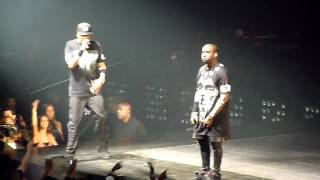 Jay-Z ft. Kanye West- Gotta Have It Live