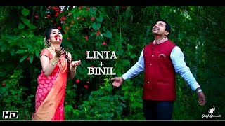 Kerala Christian Wedding Highlight Linta + Binil