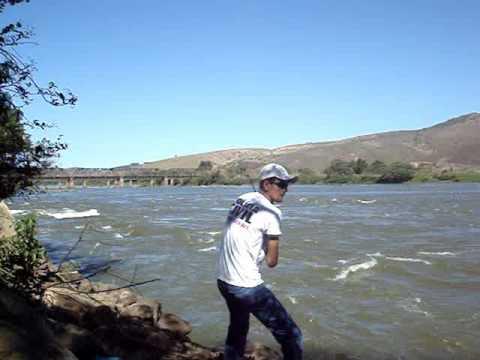 Pescaria de Dourado no RIo Doce de Governador Valadares