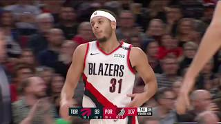 Toronto Raptors vs Portland Trailblazers | December 14, 2018