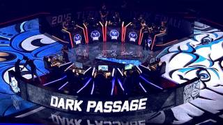 2016 TBF: SuperMassive vs Dark Passage - 1. Maç