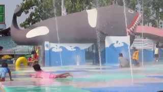 tempat wisata air  waterboom jempol ciledug-cirebon