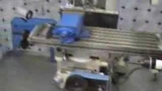 Hafco HM-52 CNC Conversion