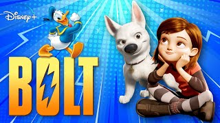 Bolt - Disney - part 2 - Piorun - Grom - Volt - Välk - Вольт - Supercão - Pixar (Videogame Gameplay)