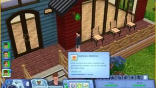 Jogando ovo na casa do vizinho - The sims 3
