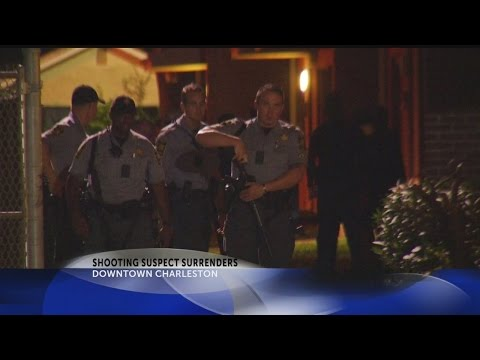 N. Charleston police search for shooting suspect