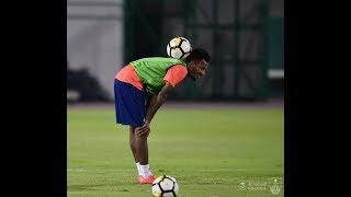تدريبات الفريق الأول للنادي الأهلي _ الثلاثاء 6 مارس  2018