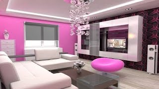 Best Color Combination For Living Room ᴴᴰ █▬█ █ ▀█▀