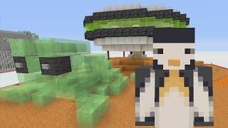 Minecraft Xbox - Creative Craft - Alien Planet (8)