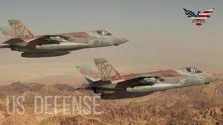 Iran Panic: Israel Might Just Have the Best Version of the F 35