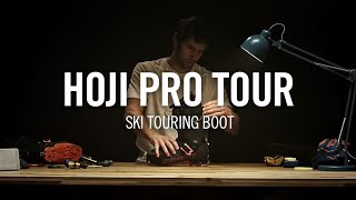 HOJI Pro Tour - the ISPO Award Winning Ski Boot Revolution | Dynafit