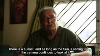 Soumitra Chatterjee talks about Asha Jaoar Majhe / Labour of Love!