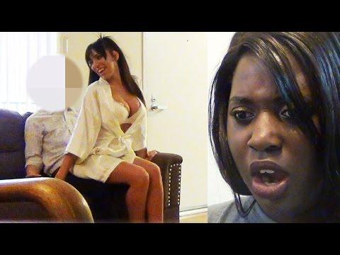 GIRLFRIEND CONFRONTS BOYFRIEND AT OTHER GIRLS HOUSE! Special Episode
