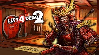 Check Out My Moves! Zombie Samurai (Dead Industry)(3)