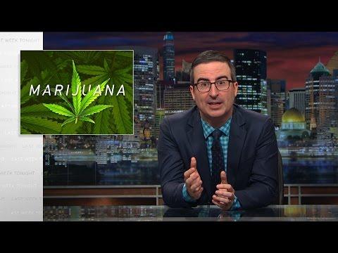 Marijuana Last Week Tonight with John Oliver HBO