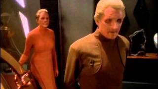 Star Trek Deep Space 9: Odo Admitting His Love For Kira